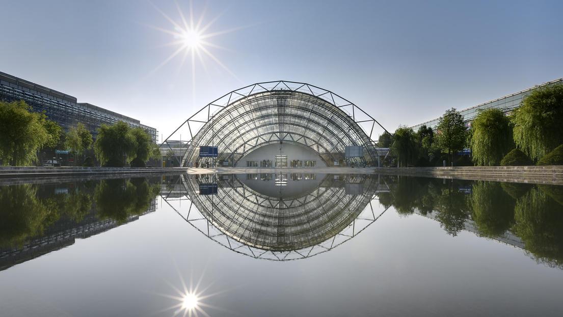 The Leipzig Trade Fair