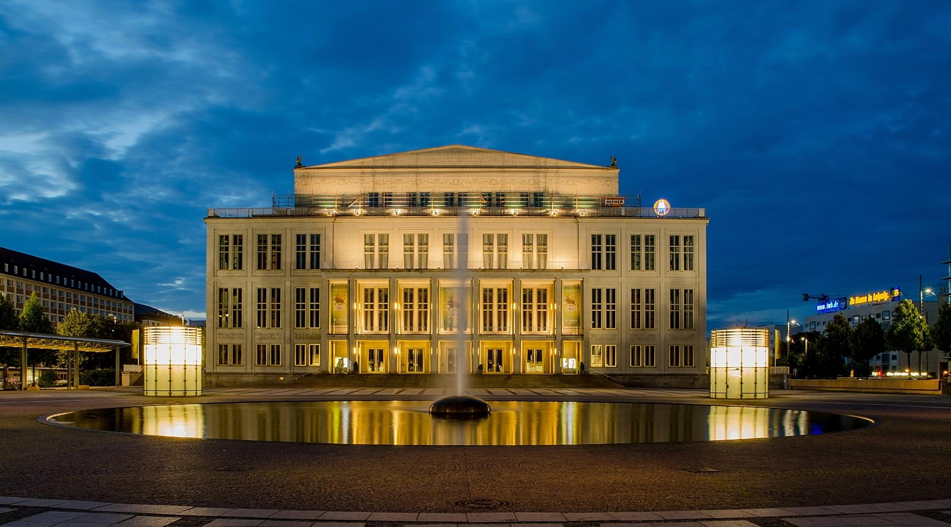 The Leipzig Opera